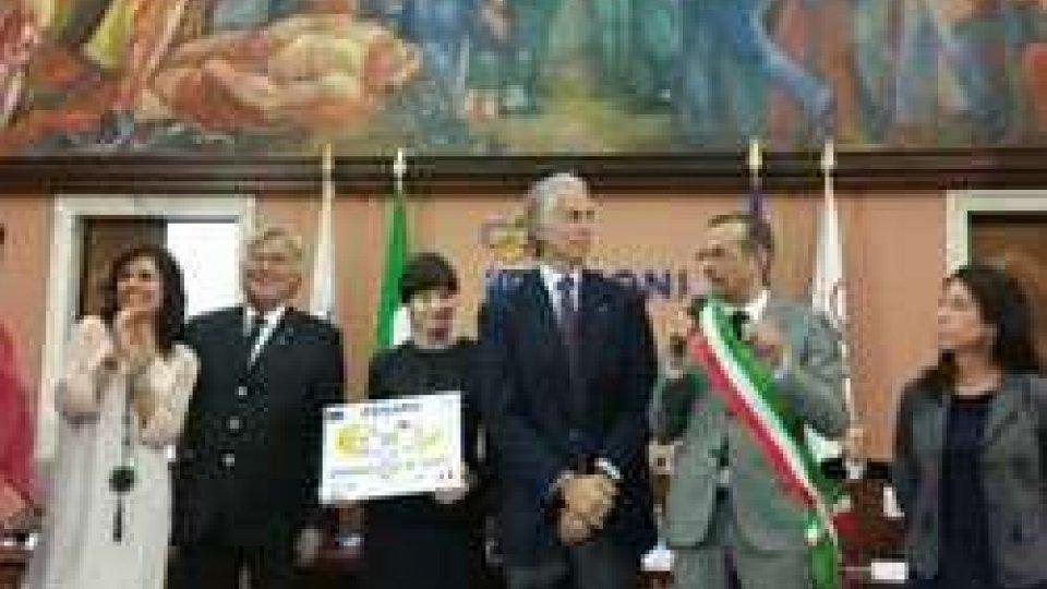 Malagò 'investe' Pesaro, Ricci: «Ufficialmente candidati a città europea dello sport 2017»