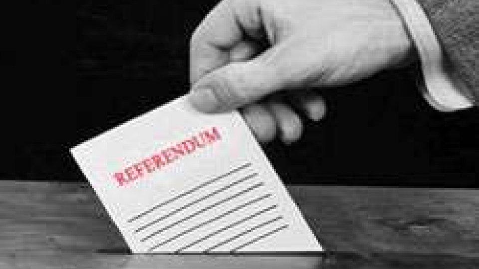 """Referendum """"Preferenza Unica"""", il calendario per la raccolta firme"""