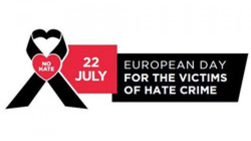 22 luglio, D'Ambrosio: l'impegno per combattere l'odio