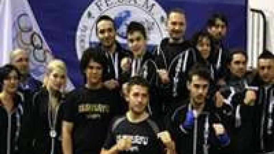 Karate. Finalissima del Campionato Italiano WTKA a Rimini