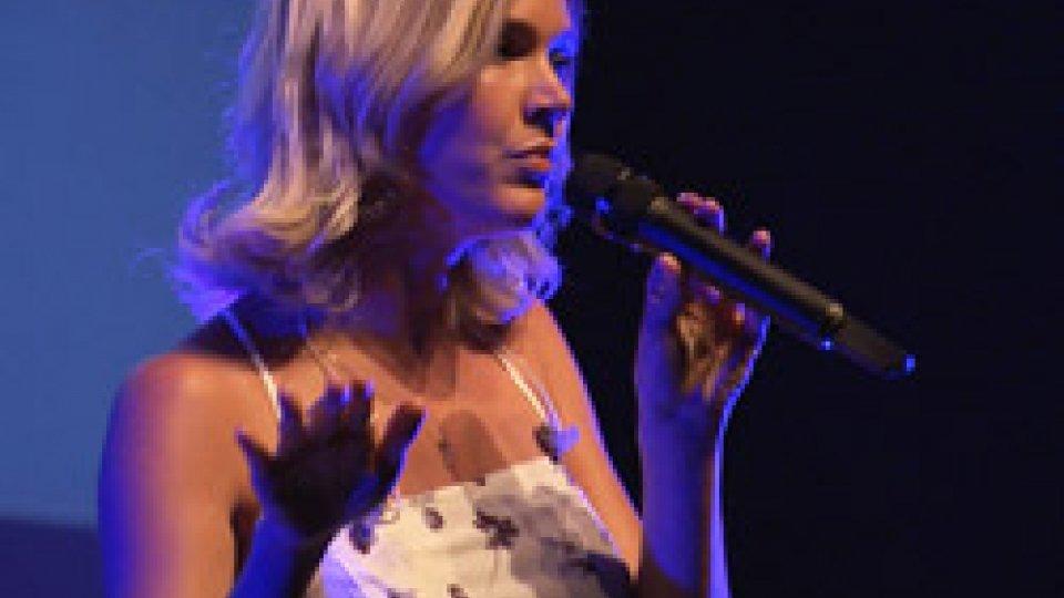 """Joss StoneJoss Stonela """"regina del soul"""" contemporaneo ha deliziato il pubblico sammarinese in una esibizione speciale al Palace Hotel"""
