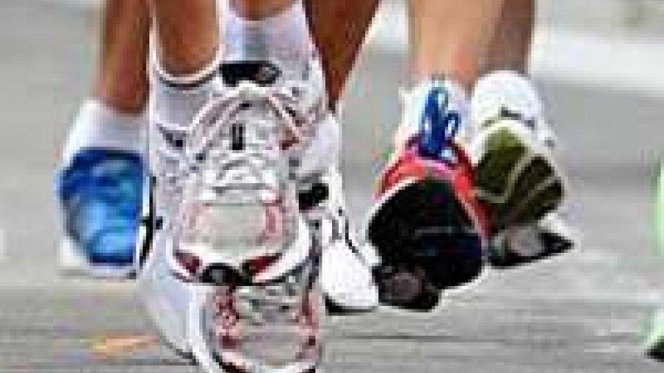 Mezza maratona: Felici e Agostini qualificati ai Mondiali