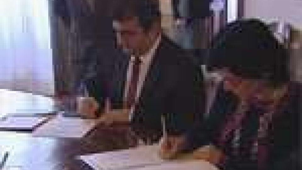 San Marino - Accordo tra San Marino e Iraq