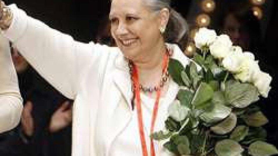 Lutto nella moda: è morta Laura Biagiotti