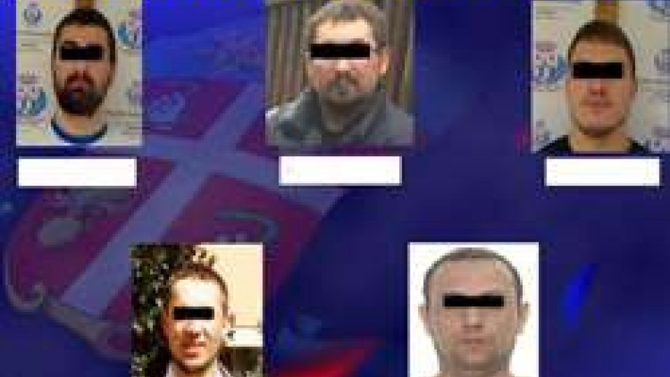 """Carabinieri Novafeltria, operazione """"Predoni"""": 2 arresti, tre ricercati"""