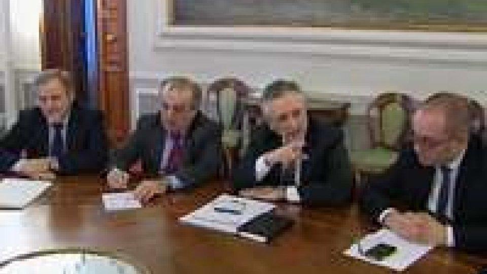 San Marino: il governo tira le somme nella conferenza stampa di fine annoIl governo tira le somme nella conferenza stampa di fine anno