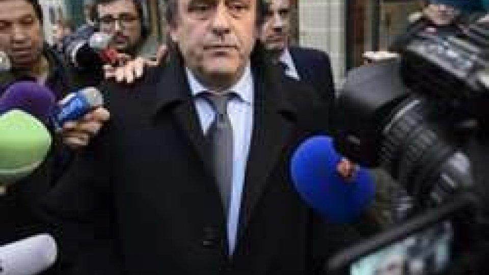 Michel PlatiniPlatini chiede l'assoluzione al TAS
