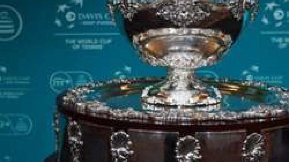 Tennis: Coppa Davis, San Marino ko 2-1 col Liechtenstein