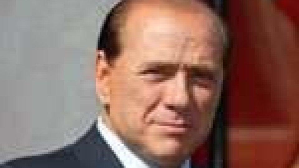 """Berlusconi: """"Avanti con l'azione di governo, la leadership è mia"""""""
