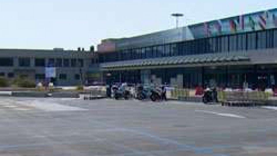 """Aeroporto Fellini. Airiminum """"stiamo lavorando a progetti futuri""""Aeroporto Fellini. Airiminum """"stiamo lavorando a progetti futuri"""""""