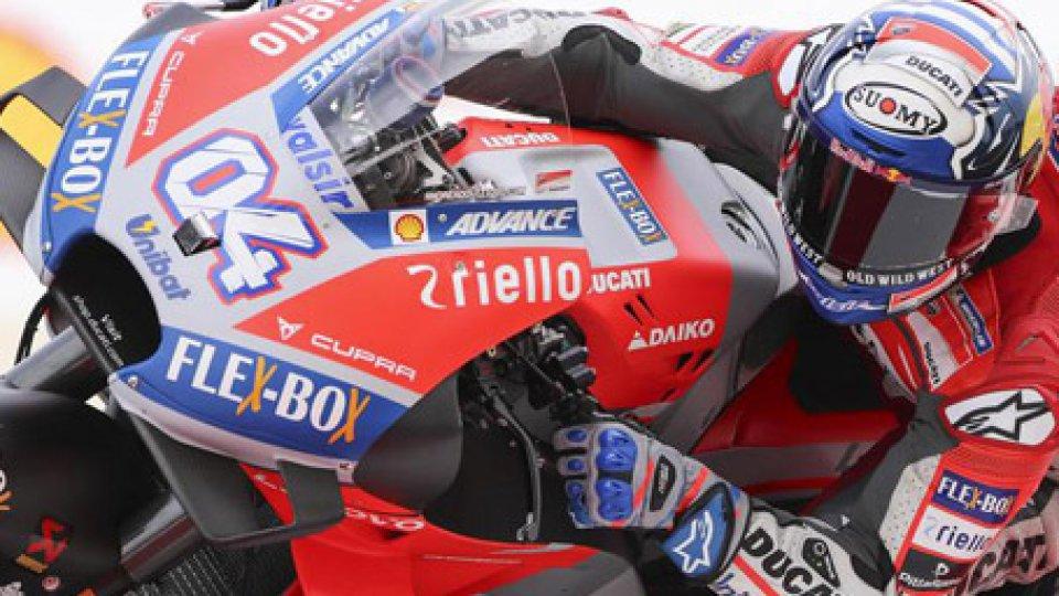 Andrea Dovizioso. Foto ansa