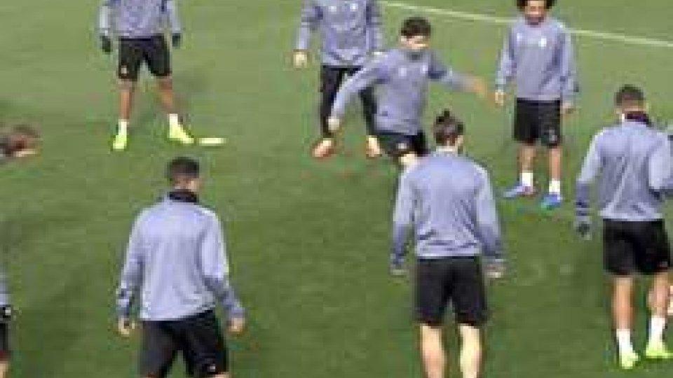 Napoli a Madrid per l'impresaChampions League: Napoli a Madrid per l'impresa