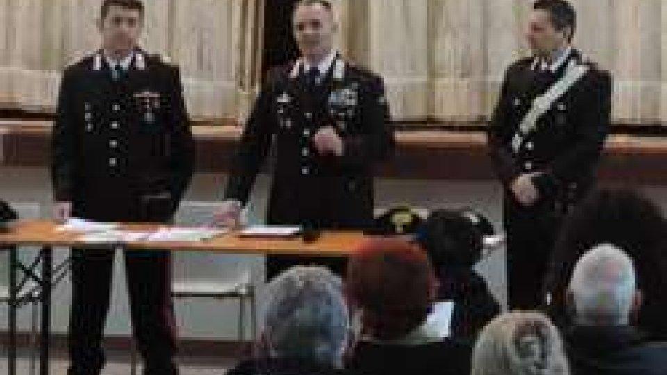 Bellaria Igea Marina: i Carabinieri sensibilizzano gli anziani sul tema delle truffe