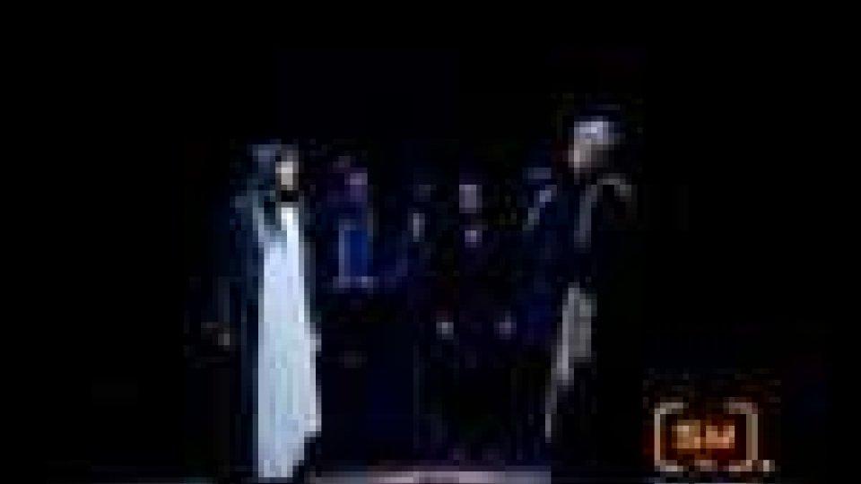 San Marino - Antigone ovvero la strategia del rito: la rappresentazione dello Stabile di Brescia al Nuovo di Dogana