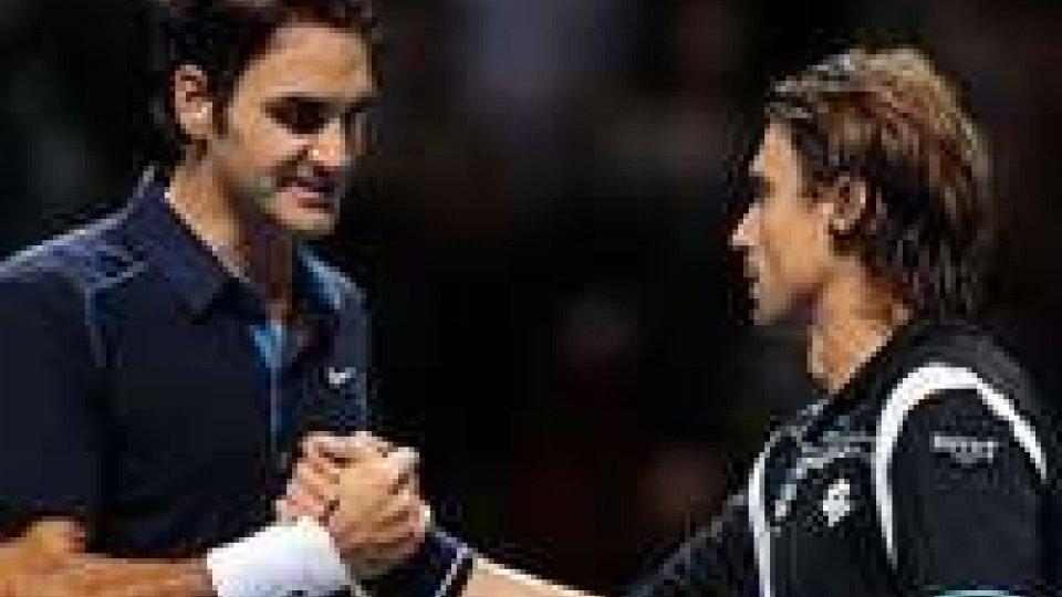 Federer - Ferrer LIVE