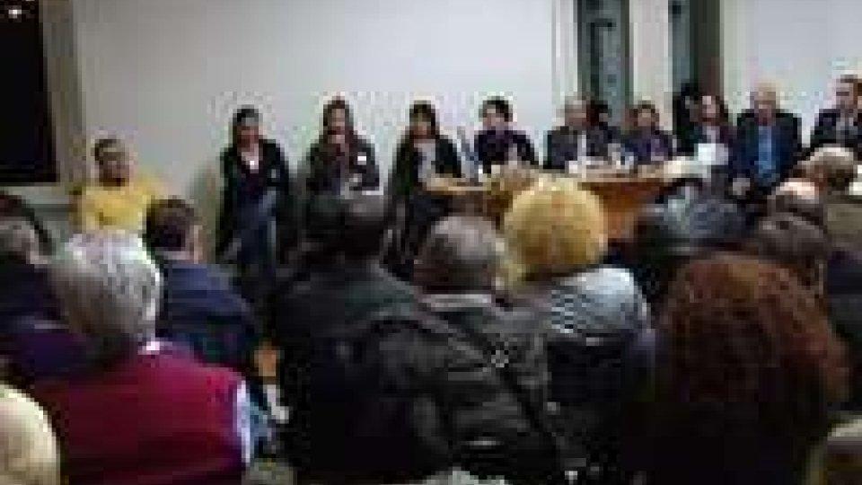 Confronto elettorale nei Castelli a MontegiardinoConfronto elettorale nei Castelli a Montegiardino