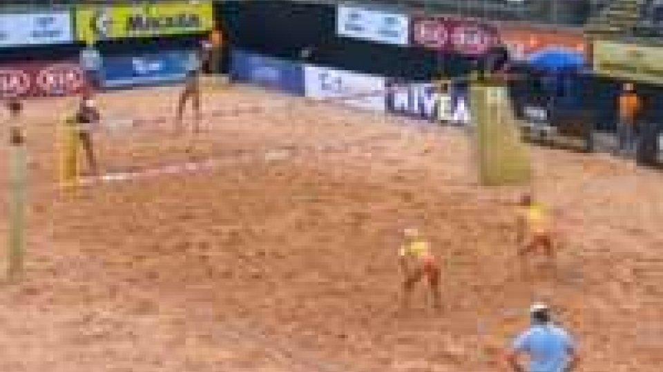 Slam San Paolo, Menegatti-Orsi d'argentoSlam San Paolo, Menegatti-Orsi d'argento