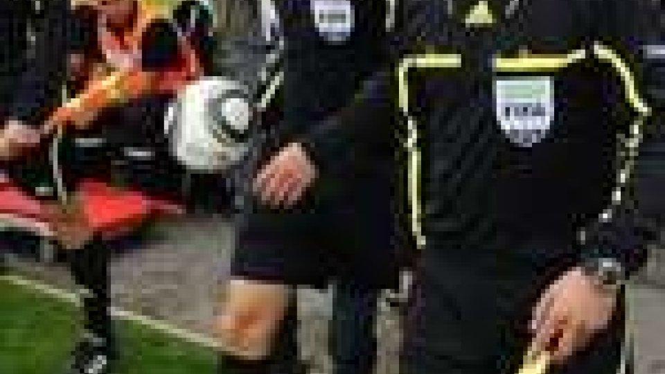 San Marino - Federazione del Titano ammessa alla Convenzione arbitri dell'Uefa