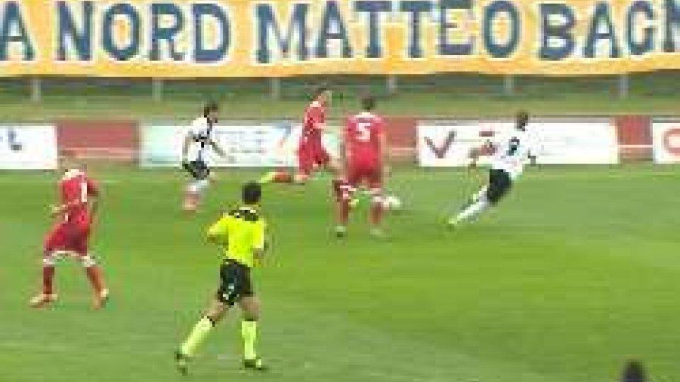 San Marino-Parma 1-3San Marino-Parma 1-3
