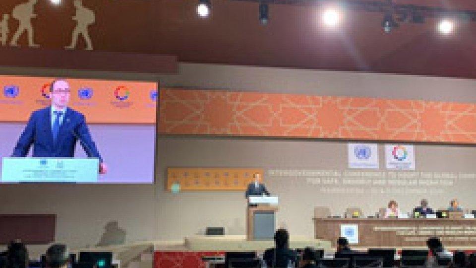 Cooperazione internazionale e diritti dell'uomo alla Conferenza ONU di Marrakech