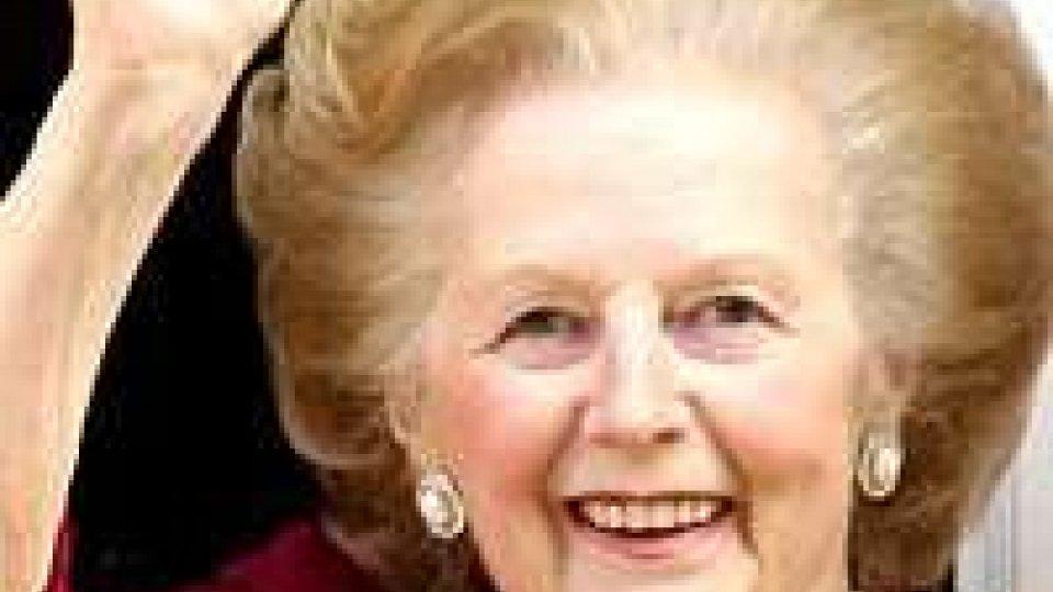 No ai funerali di Stato per Margareth Thatcher