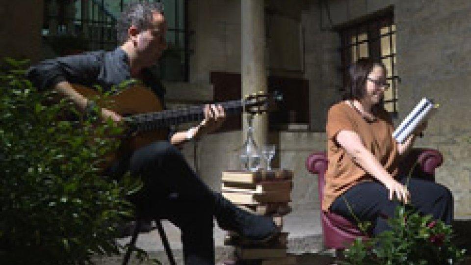 Angelo Guidi e Elisa ManzaroliSan Marino: weekend ricco di appuntamenti culturali. Si chiude la 3 giorni dello SMIAF