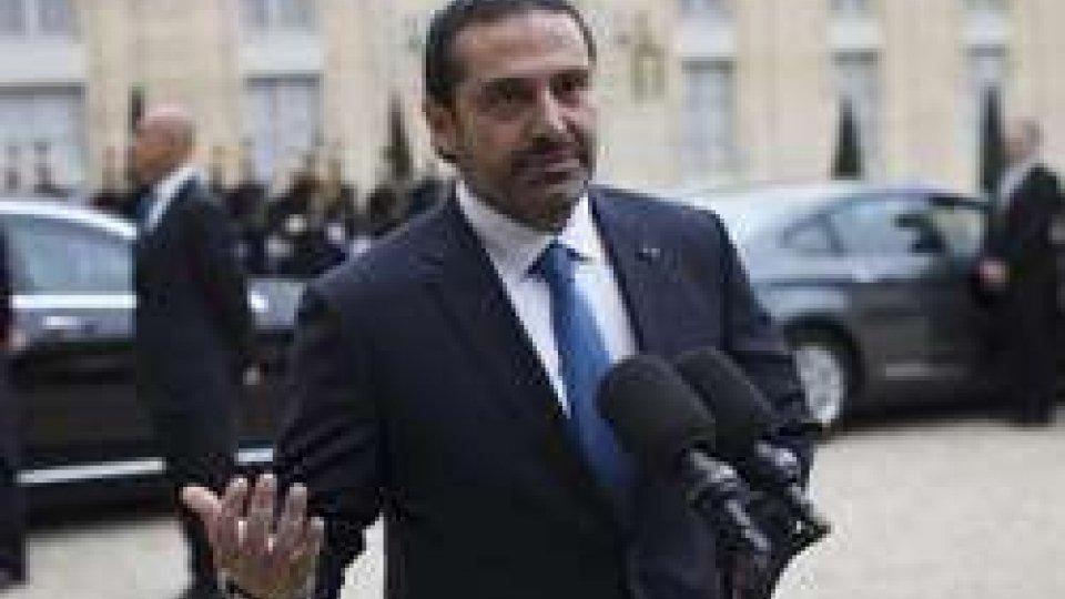 Saad Hariri (ph Twitter)