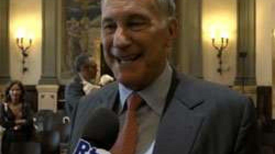 """L'ambasciatore Usa John PhillipsL'ambasciatore Usa John Phillips: """"Accordo Fatca definito, verrò a San Marino per la firma"""""""
