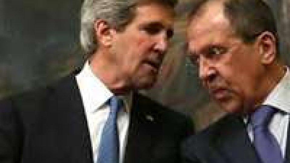 Siria: vertice tra Usa, Russia e Onu