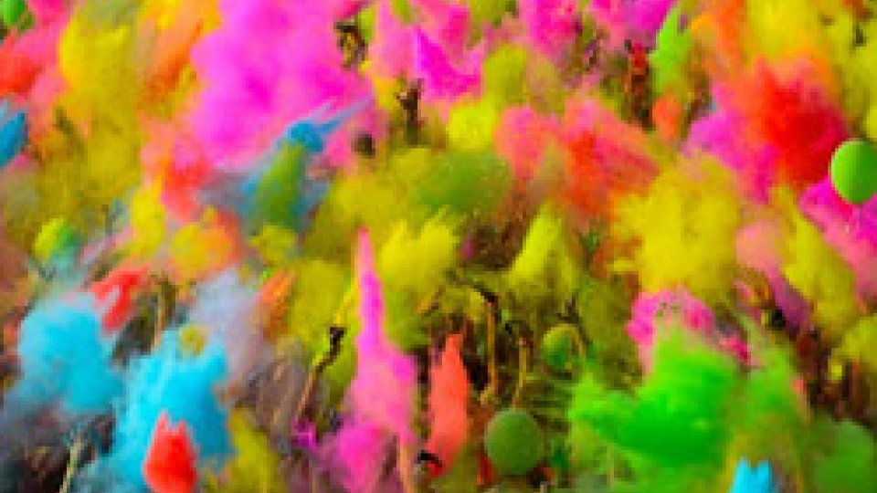 THE COLOR RUN POWERED BY SKITTLES - #2 RICCIONE