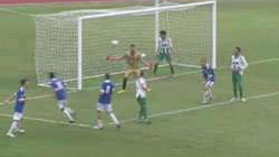 Serie D : Troppo San Marino per la Fortis JuventusSerie D : Troppo San Marino per la Fortis Juventus