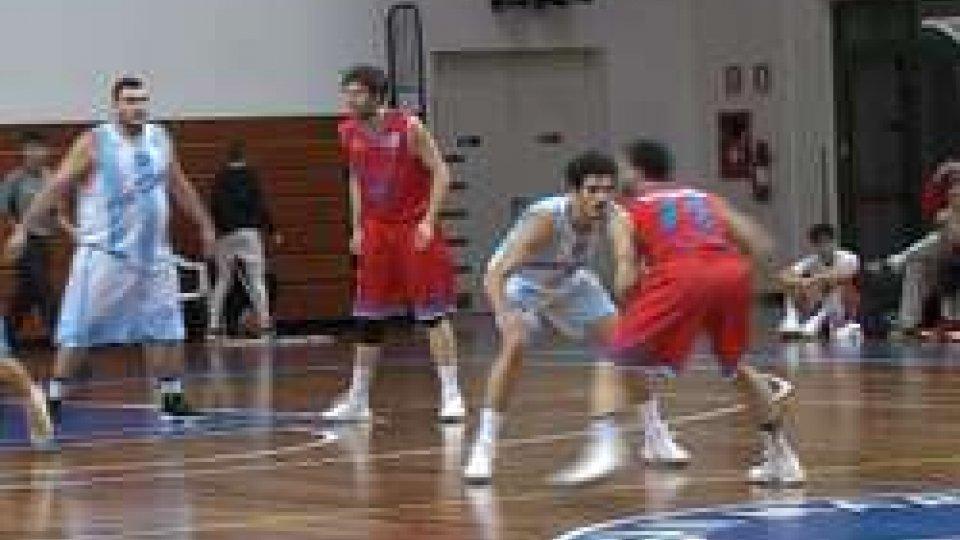 Basket, troppo Ozzano per i Titans: 70-57Basket, troppo Ozzano per i Titans: 70-57