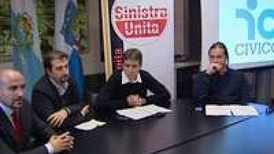 San Marino - Sinistra Unita-Civico 10: il programma al centro della coalizioneSinistra Unita-Civico 10: il programma al centro della coalizione