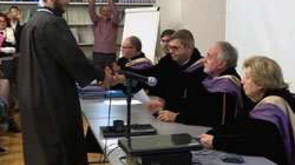 San Marino: 6 nuovi laureati al Corso di Ingegneria GestionaleSan Marino: 6 nuovi laureati al Corso di Ingegneria Gestionale
