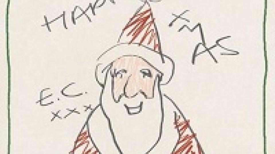 Eric Clapton pubblica primo album Natale