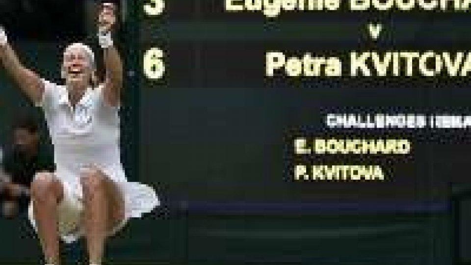 Petra Kvitova torna regina di Wimbledon