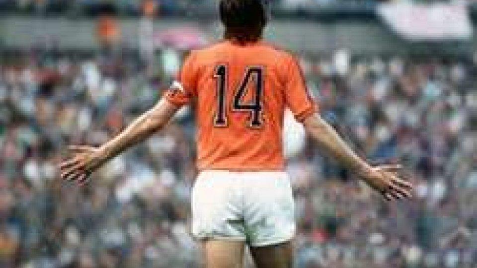 CruyffIl calcio piange Cruyff