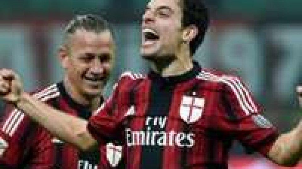 Milan-Napoli 2-0: Menez e Bonaventura rilanciano i rossoneri