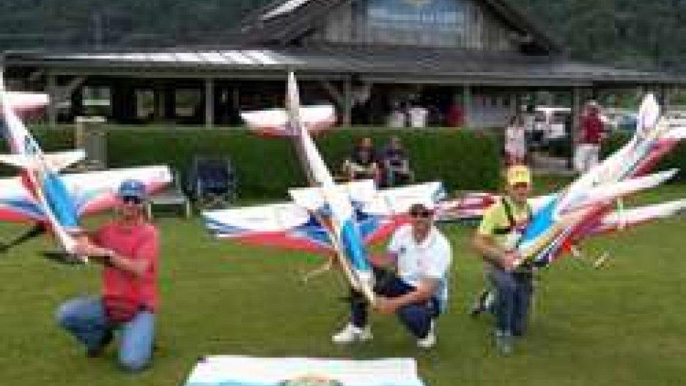 I risultati dell'Aerobatic Team in Austria