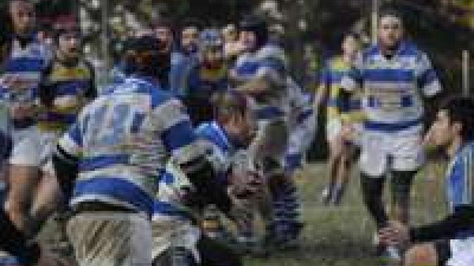 Sconfitta per il Rugby Club San Marino