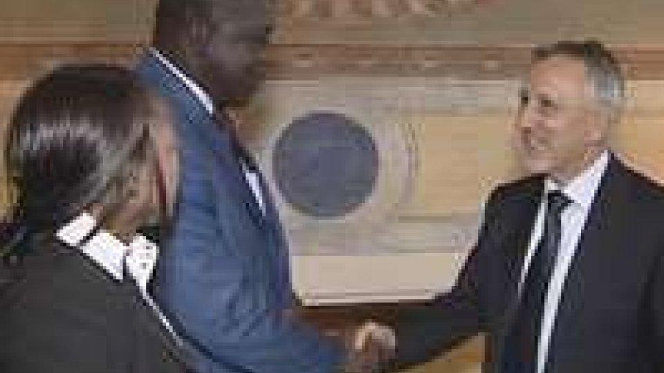 San Marino: sostegno al MaliSan Marino: sostegno al Mali