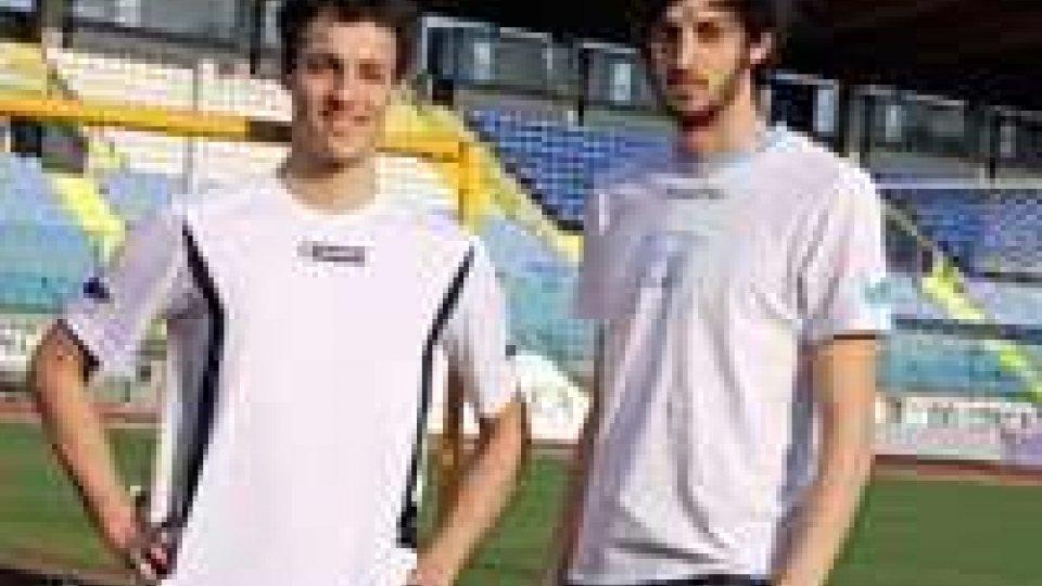 Domenica all'insegna all'atletica bianco-azzurra allo Stadio di Serravalle
