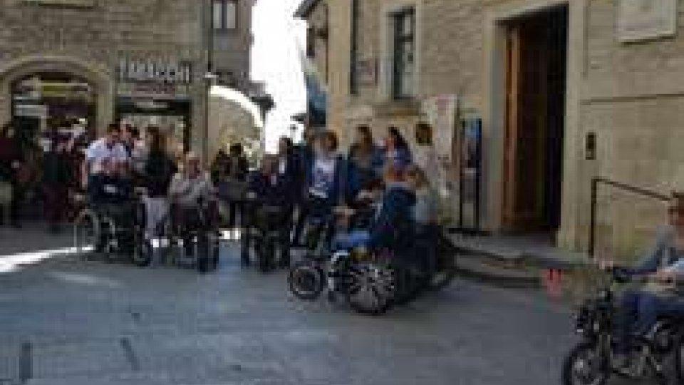San Marino per tutti grazie al Triride: il compiacimento della Giunta di Castello di Borgo