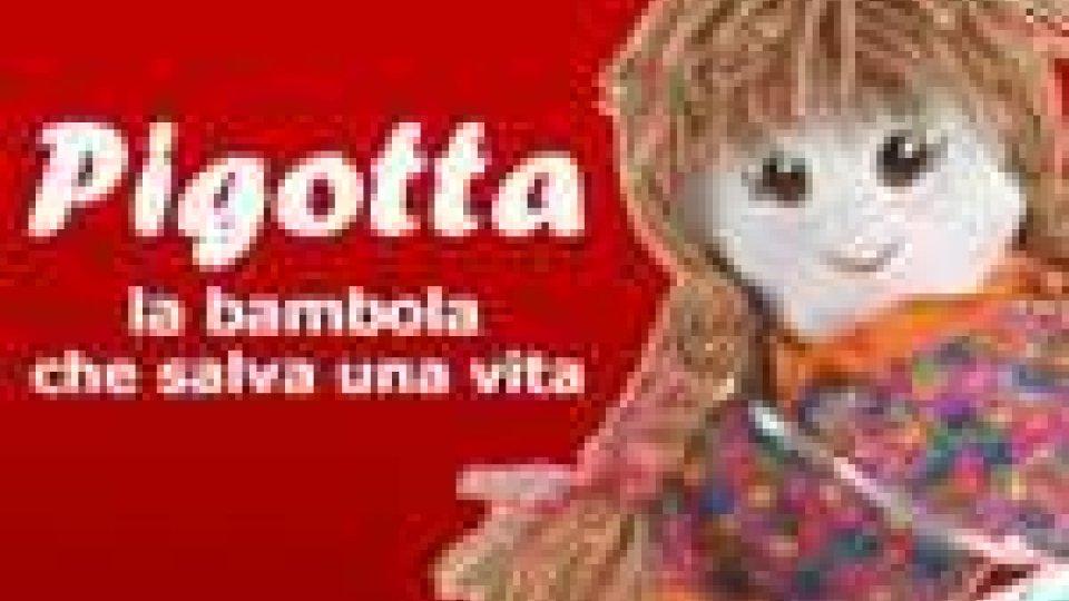 """Unicef San Marino partecipa al progetto """"Adotta una Pigotta"""""""