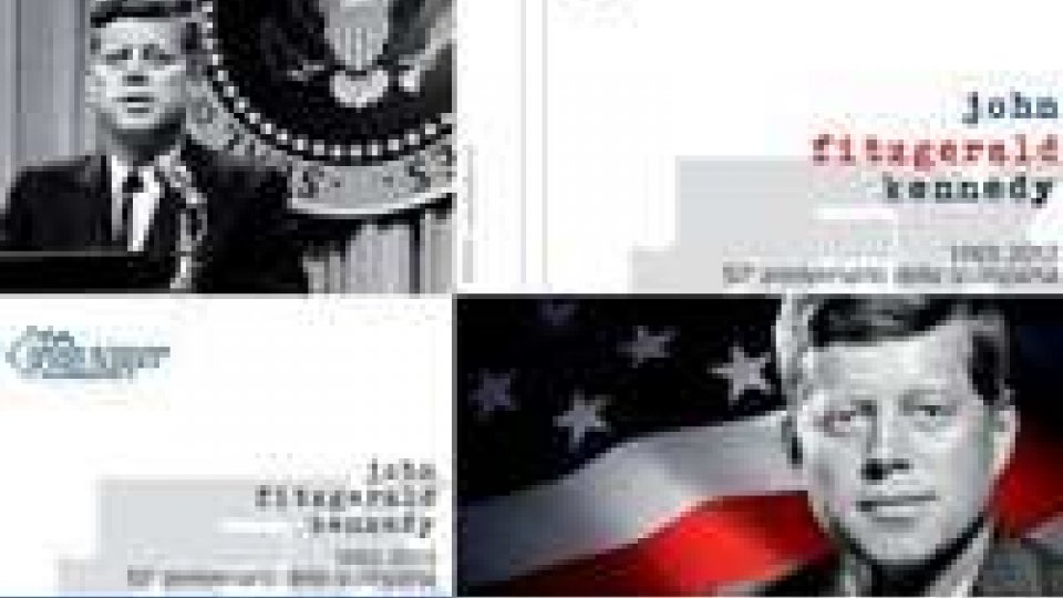 AASFN: due nuove emissioni per commemorare JFK e Pinturicchio.