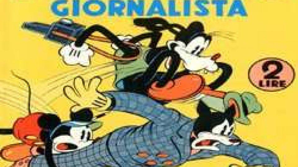 Topolino giornalista