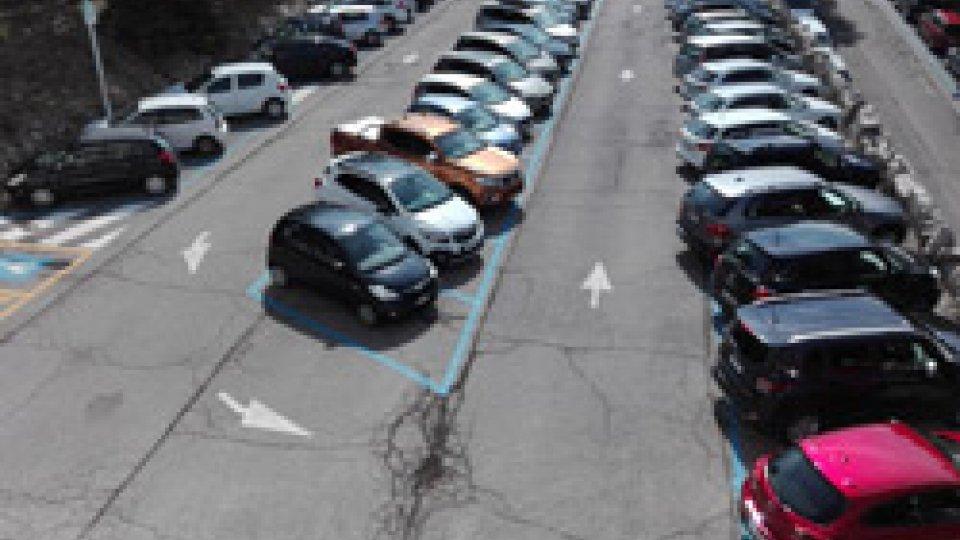 Parcheggio 3 di Città