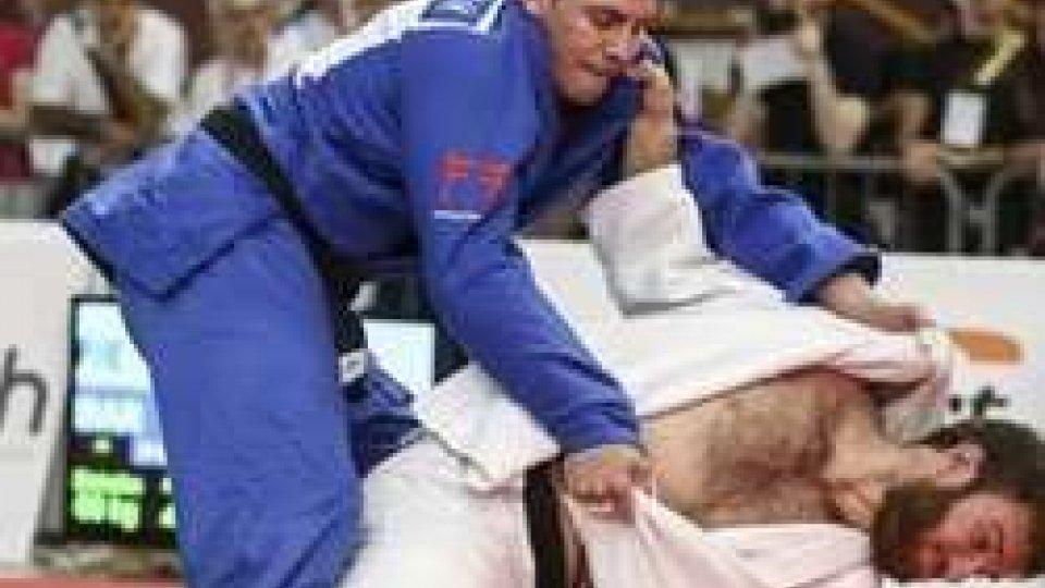 Judo: buon piazzamento per Persoglia agli Assoluti