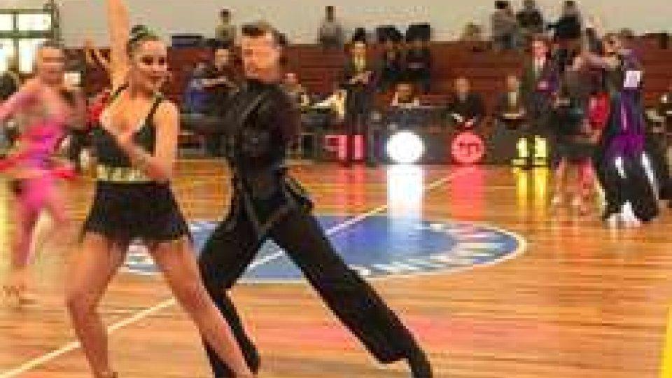 Danza, Sport e Spettacolo con San Marino Dance Sport GPDanza, Sport e Spettacolo con San Marino Dance Sport GP