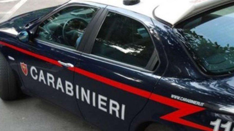 Carabinieri. Foto ansaCervia: 14enne preso da un raptus accoltella il padre durante un gioco
